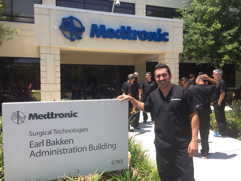 Curso de cirurgia da base do crânio em Jacksonville, EUA