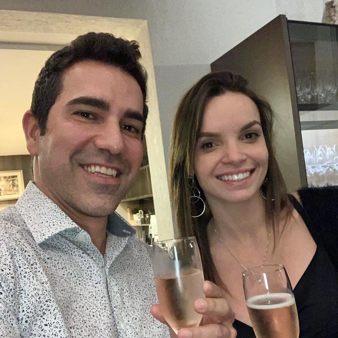 Projetando o futuro com minha amiga e arquiteta Camila Polisel