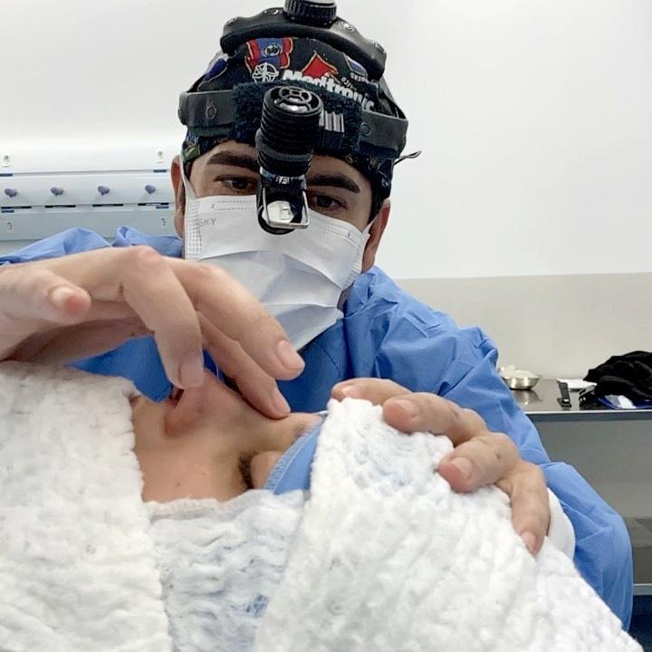 Mais um semana sendo iniciada com muito trabalho e dedicação em nossas cirurgias