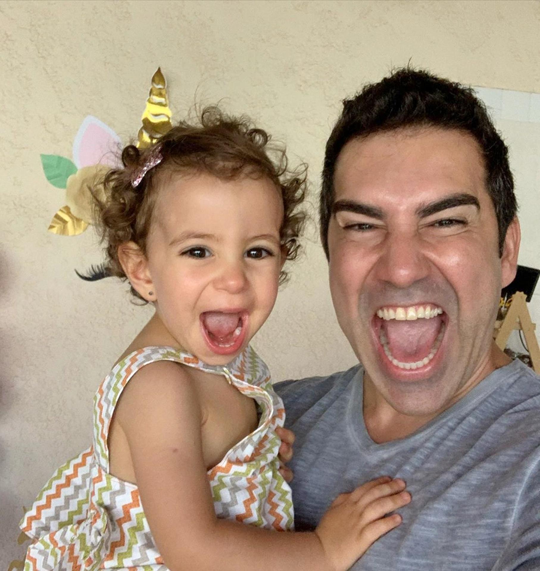 E minha princesinha está fazendo 2 aninhos